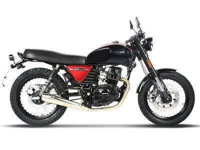 Hanway, Rocket, 125cc, Euro4