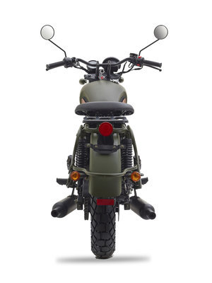 Mash force 400cc