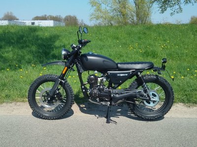 Hanway, Scrambler, 50cc