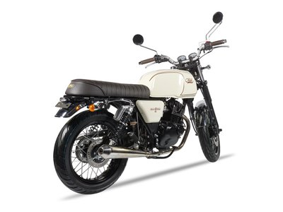 Mash Brown Seven 125cc