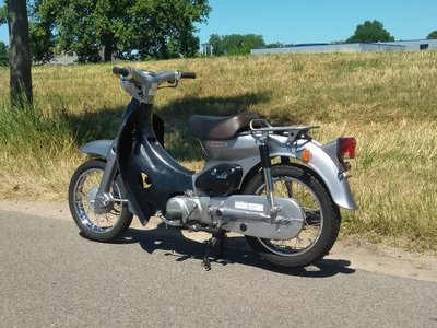 Honda Little cub, Japanese, 13781km, with papers!