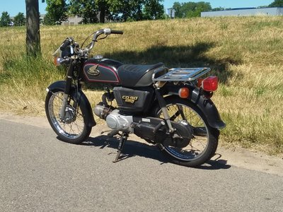 Honda CD90 Japanese 18156 km, with papers